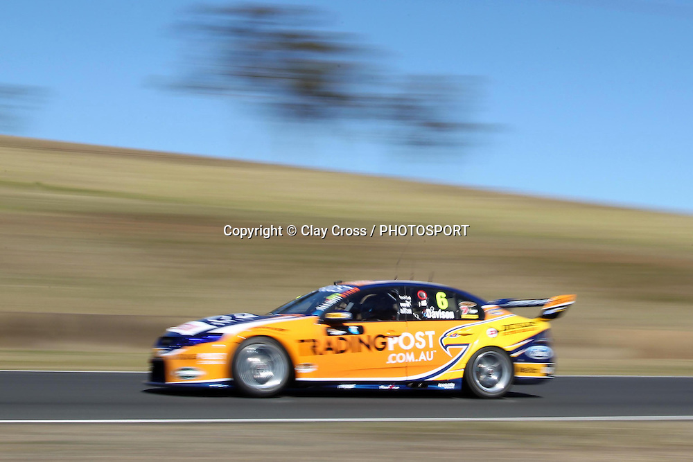 Will Davison (Ford Perfomance Racing). Sydney Motorsport Park 360 ~ Race 18 2012 V8 Supercar Championship Series. Sydney Motorsport Park, Sydney on Saturday 25 August 2012. Photo: Clay Cross / photosport.co.nz