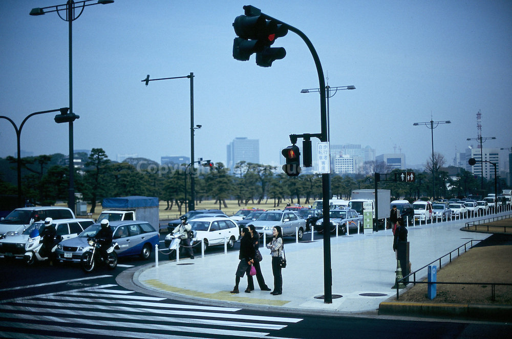 Trafic jam in Tokyo, Japan // EMBOUTEILLAGES A TOKYO, JAPON