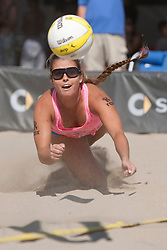 Hermosa Beach, CA - 2013 10.  Brooke Sweat. Photo by Wally Nell