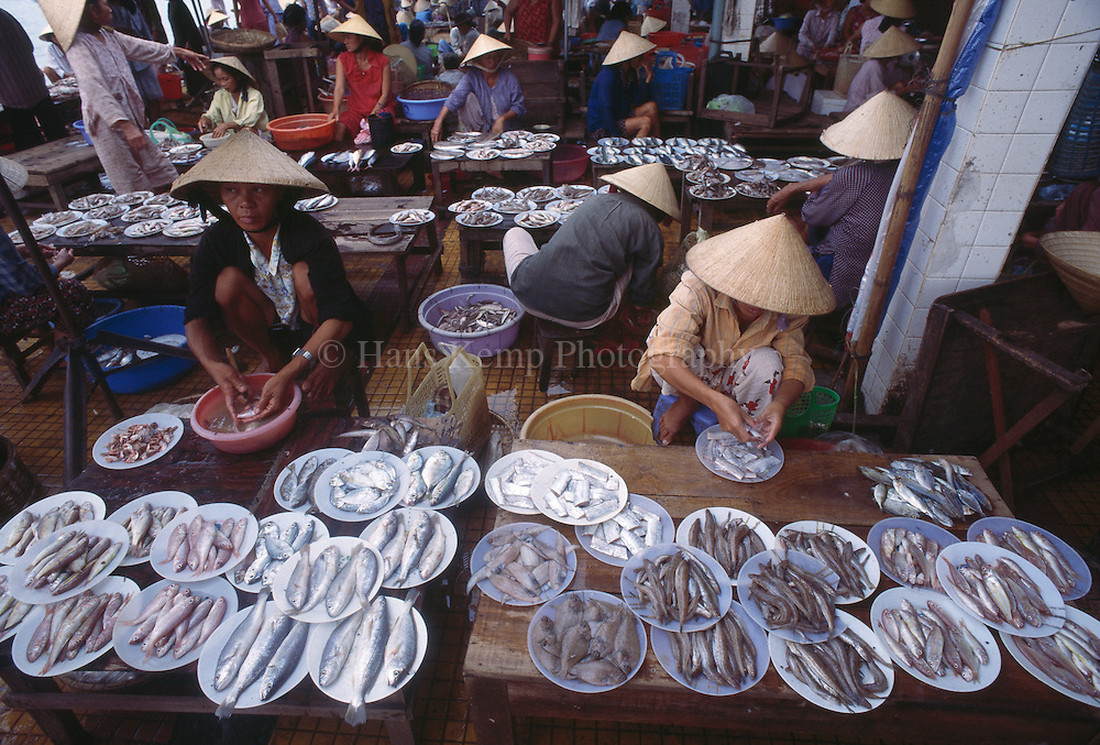 Fishmarket in Hoi An