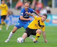 Fussball 2. Bundesliga 2011/12: Testspiel Dynamo Dresden - Slovan Liberec