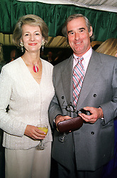 BARONESS JAY and her husband PROF.MICHAEL ADLER <br /> at a ball in London on 14th June 2000.OFE 16<br /> © Desmond O'Neill Features:- 020 8971 9600<br />    10 Victoria Mews, London.  SW18 3PY <br /> www.donfeatures.com   photos@donfeatures.com<br /> MINIMUM REPRODUCTION FEE AS AGREED.<br /> PHOTOGRAPH BY DOMINIC O'NEILL