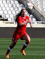 Fifa Womans World Cup Canada 2015 - Preview //<br /> Cyprus Cup 2015 Tournament ( Gsp Stadium Nicosia - Cyprus ) - <br /> Italy vs Canada 0-1   //  Allysha Chapman of Canada