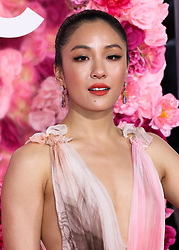 LOS ANGELES, CA, USA - FEBRUARY 11: Los Angeles Premiere Of Warner Bros. Pictures' 'Isn't It Romantic' held at The Theatre at Ace Hotel on February 11, 2019 in Los Angeles, California, United States. 11 Feb 2019 Pictured: Constance Wu. Photo credit: David Acosta/Image Press Agency / MEGA TheMegaAgency.com +1 888 505 6342