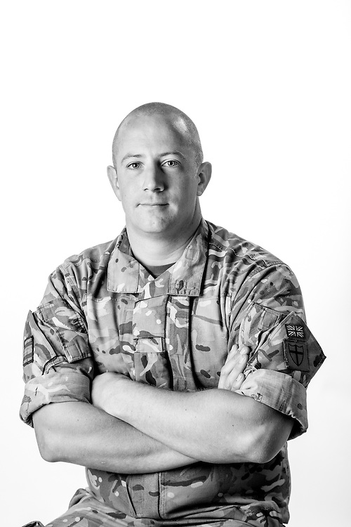 Alex Campbell, Army - Royal Engineers, Heating and Plumbing Engineer, Lance Corporal, 2009-present