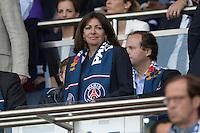 Anne Hidalgo - 23.05.2015 - PSG / Reims - 38eme journee de Ligue 1<br />Photo : Andre Ferreira / Icon Sport