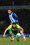 Norwich City v Wigan Athletic 040315