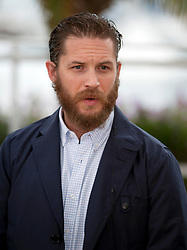 Tom Hardy attends the photocall for the film Lawless at the Cannes Film festival, Saturday May 19, 2012. Photo by Andrew Parsons/i-Images.<br />