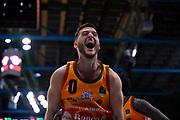 Marco Spissu of Banco di Sardegna Sassari   <br /> Umana Reyer Venezia - Banco di Sardegna Sassari<br /> Postemobile Final Eight 2019 Zurich Connect<br /> Basket Serie A LBA 2018/2019<br /> FIRENZE, ITALY - 15 February 2019<br /> Foto Mattia Ozbot / Ciamillo-Castoria