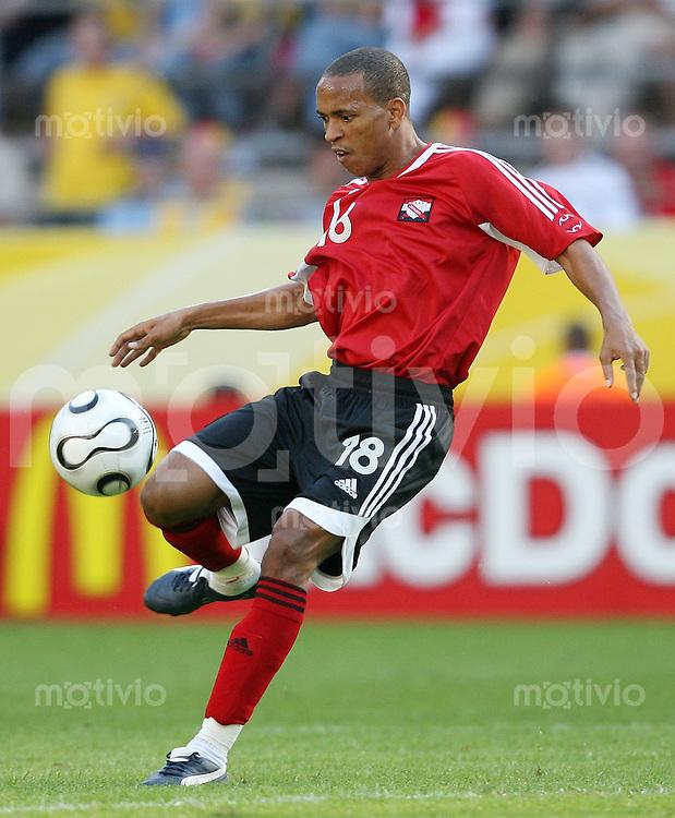 Fussball Wm 2006 Nationalmannschaft Trinidad Und Tobago