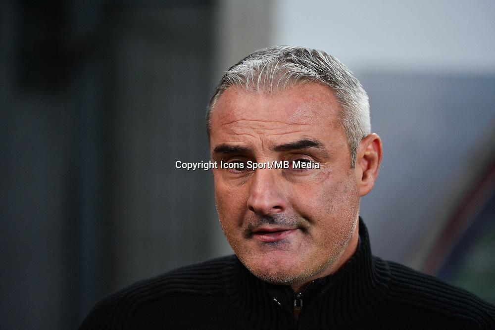 Alain CAVEGLIA - 06.12.2014 - Caen / Nice - 17eme journee de Ligue 1 -<br />Photo : Dave Winter / Icon Sport
