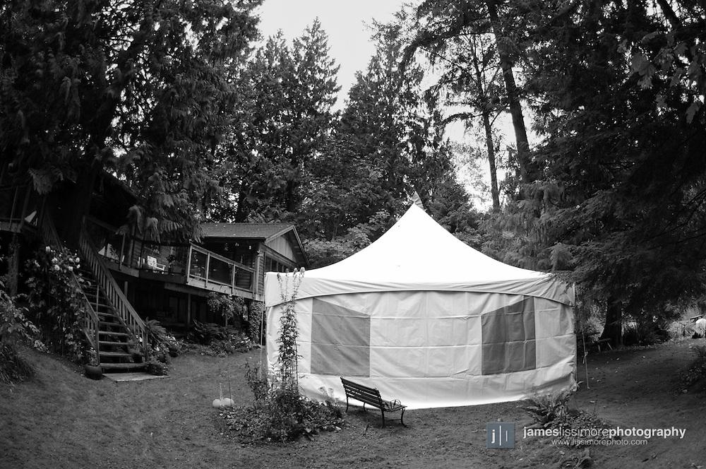 Johnnie Balfour Willa Potter Wedding.Maple Ridge, British Columbia.October 7, 2011