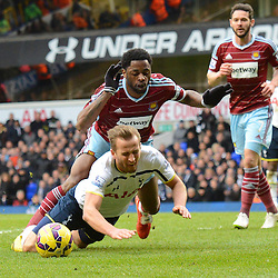 Spurs v West Ham | Premier League | 22 February 2015