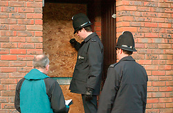 Council Housing Management and police issuing ASBO notices to tenant. North Tyneside Council. ASBOs now abolished. UK