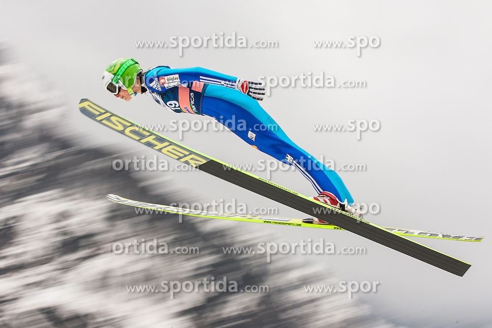 Logar Eva of Slovenia during Large Hill Individual Event at 3rd day of FIS Ski Jumping World Cup Finals Planica 2014, on March 22, 2014 in Planica, Slovenia. Photo by Grega Valancic / Sportida