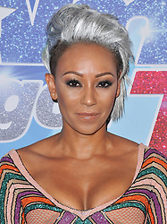 "Mel B at the NBC ""America's Got Talent"" Season 12 Live Show held at the Dolby Theater in Hollywood, CA on Tuesday, August 22, 2017. (Photo By Sthanlee B. Mirador/Sipa USA)"