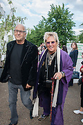 david montgomery; JUSTIN DAVIES, Yoko Ono.- to the Light. Serpentine Gallery. London. 19 June 2012.