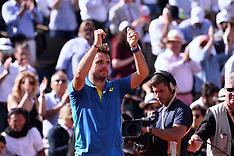 Roland Garros - 9 June 2017