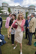 Maryam D'Abo, The Cartier Style et Luxe Concours lunch at the Goodwood Festival of Speed. July 13, 2008  *** Local Caption *** -DO NOT ARCHIVE-© Copyright Photograph by Dafydd Jones. 248 Clapham Rd. London SW9 0PZ. Tel 0207 820 0771. www.dafjones.com.