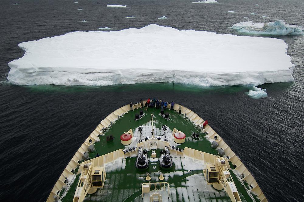 Severnaya Zemlya; Russia; Kaptain Dranitsyn