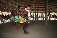 09: CRUISE DARIEN INDIANS DANCE, MUSIC