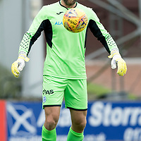 St Johnstone FC season 2017-18<br />Alan Mannus<br />Picture by Graeme Hart.<br />Copyright Perthshire Picture Agency<br />Tel: 01738 623350  Mobile: 07990 594431