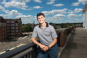 Liam Moore, Student, College of Business, Undergraduate Admissions, voices of OHIO