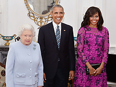 Queen and US Presidents - 12 July 2018
