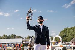 Morsinkhof Simon, BEL<br /> Belgisch Kampioenschap Jeugd Azelhof - Lier 2020<br /> © Hippo Foto - Dirk Caremans<br /> 02/08/2020