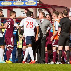 Hearts v Ross County   Scottish Premiership   19 April 2014