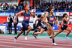 NYRR Millrose Games Indoor Track and Field , Nike,