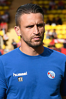 Anthony Goncalves of Strasbourg during the Ligue 1 match between AS Monaco and Strasbourg at Stade Louis II on September 16, 2017 in Monaco. (Photo by Pascal Della Zuana/Icon Sport )