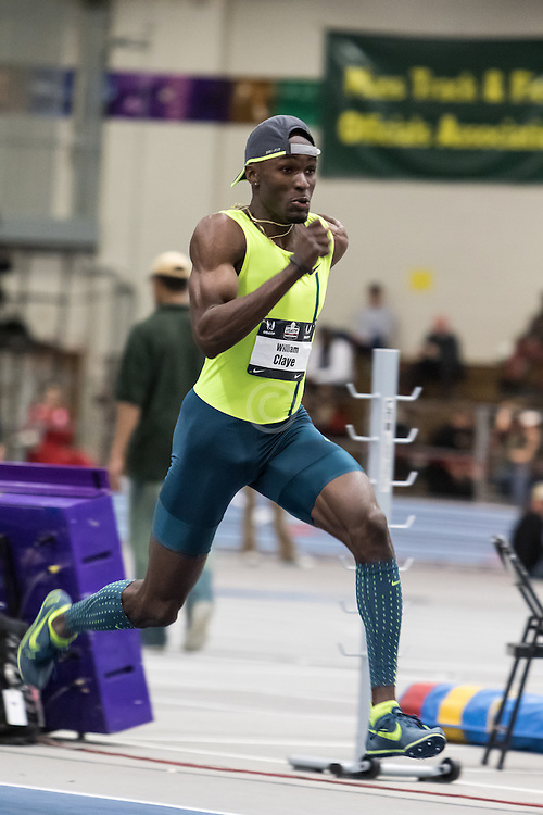 USATF Indoor Track & Field Championships: mens long jump, Will Claye, Nike