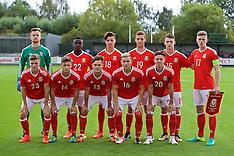 160906 Wales U19 v Iceland U19