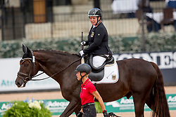 Dr Trabert Angelika, GER, Diamond's Shine<br /> World Equestrian Games - Tryon 2018<br /> © Hippo Foto - Sharon Vandeput<br /> 19/09/18