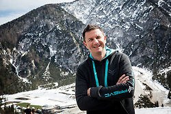 Tomi Trbovc of SZS one week before FIS Ski Flying World Cup, on March 14, 2017 in Planica, Slovenia. Photo by Vid Ponikvar / Sportida