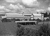 1952 - Views of new school and church at Oakley, Celbridge, Co. Kildare
