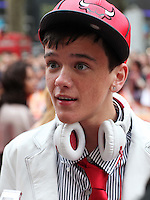 George Sampson London, UK, 10 May 2010: StreetDance 3D World premiere held at The Empire cinema, Leicester Square. For piQtured Sales contact: +44(0)791 626 2580 (Picture by Ian Maddison/Piqtured)