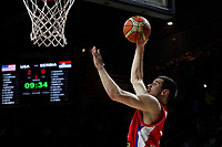 Serbia´s Kalinic during FIBA Basketball World Cup Spain 2014 final match between United States and Serbia at `Palacio de los deportes´ stadium in Madrid, Spain. September 14, 2014. (ALTERPHOTOSVictor Blanco)