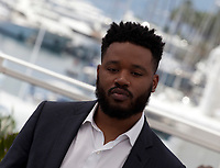 Director and writer Ryan Coogler at the 71st Cannes Film Festival, Thursday 10th May 2018, Cannes, France. Photo credit: Doreen Kennedy