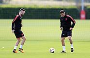 Arsenal Training - 13 Sept 2017