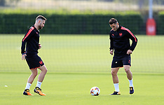Arsenal Training - 13 Sept 2017