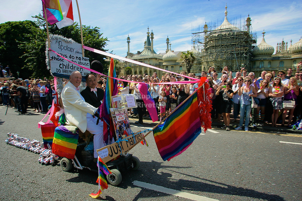 Brighton Pride 2015 <br />