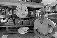 Jerry DeBell, Fruit and Vegetable Seller