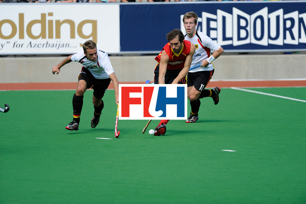2009 CT Men- Germany v.Spain