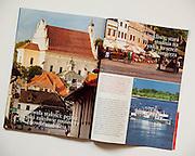 Publication in Sielskie Zycie magazine photography by Piotr Gesicki