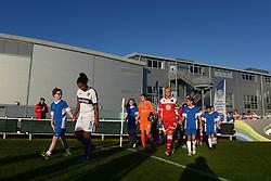 - Mandatory byline: Dougie Allward/JMP - 07966386802 - 27/08/2015 - FOOTBALL - Stoke Gifford Stadium -Bristol,England - Bristol Academy Women FC v Oxford United Women - FA WSL Continental Tyres Cup