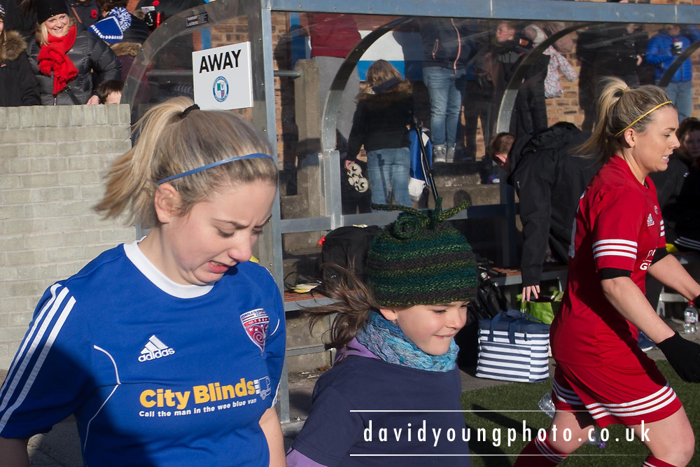 - Forfar Farmington v Jeanfield Girls in SWPL2 at Station Park, Forfar<br /> <br />  - &copy; David Young - www.davidyoungphoto.co.uk - email: davidyoungphoto@gmail.com