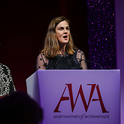 London, UK. 10th May 2017. A hosts of celebrities and Vip's guests attends The Asian Women of Achievement Awards 2017 at the London Hilton on Park Lane Hotel. Photo by See li
