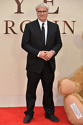 © Licensed to London News Pictures. 20/09/2017. London, UK. Director SIMON CURTIS attends the world film premiere of Goodbye Christopher Robin in Leicester Square. Photo credit: Ray Tang/LNP
